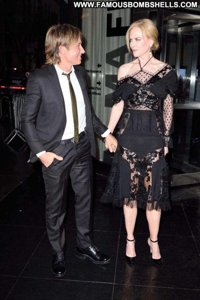 Nicole Kidman New York Celebrity Posing Hot Paparazzi Beautiful Babe