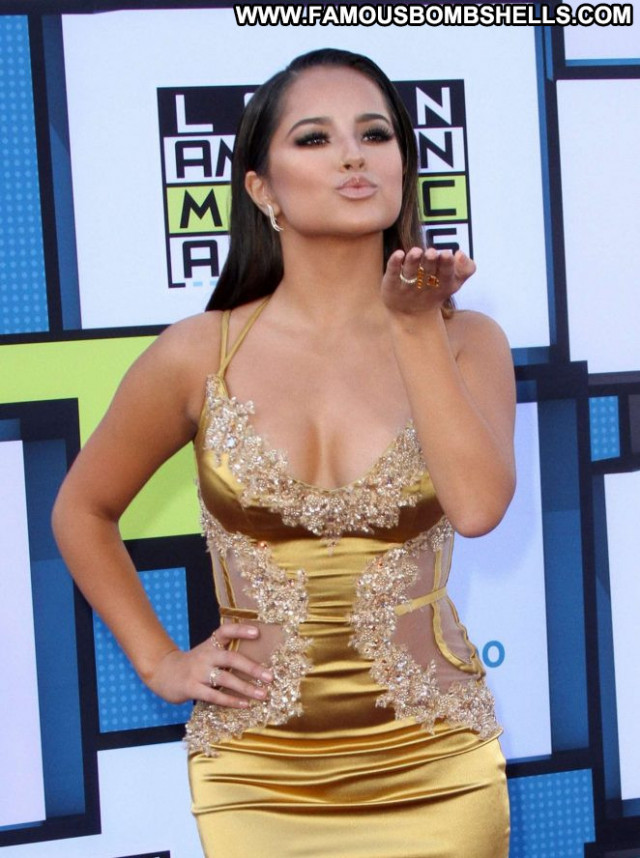 Becky G American Music Awards American Babe Los Angeles Posing Hot