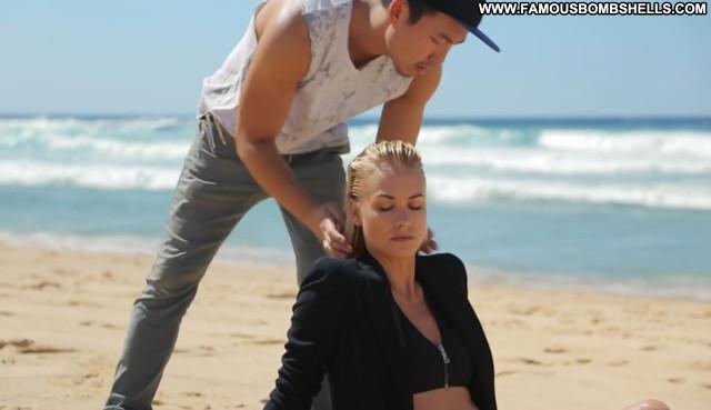 Yvonne Strahovski Gq Behind The Scenes Small Tits Blonde Stunning