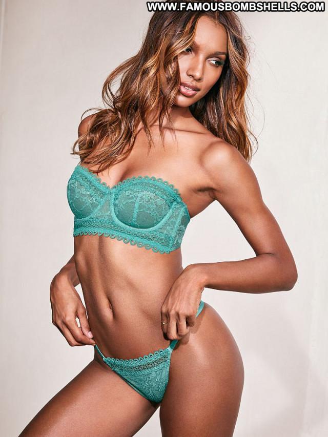 Jasmine Tookes New York Lingerie Beautiful Fashion New York Model