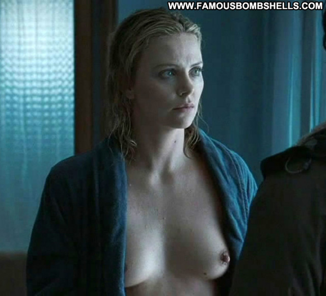 Charlize Theron American Horror Story Toples Babe American Actress