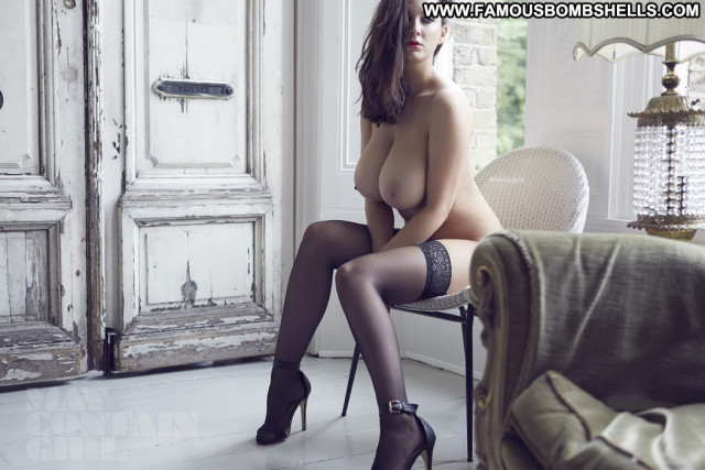 Joey Fisher Anarchy Parlor Pretty Perfect Topless Magazine Glamour