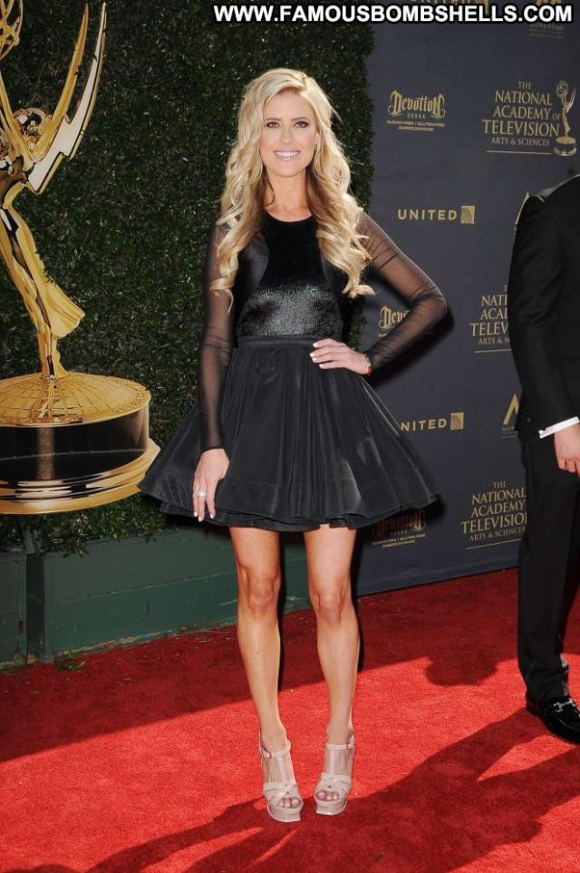Christina El Moussa Emmy Awards Awards Celebrity Beautiful Babe