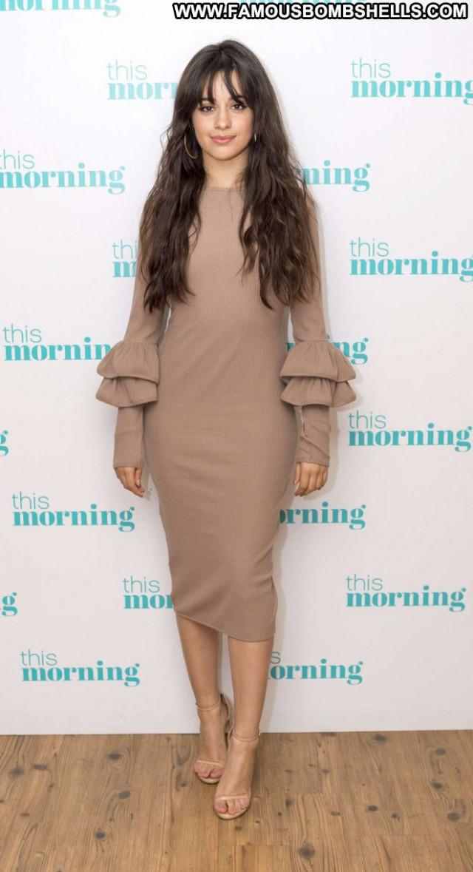 Camila Cabello Tv Show Posing Hot Celebrity Paparazzi London Babe Tv