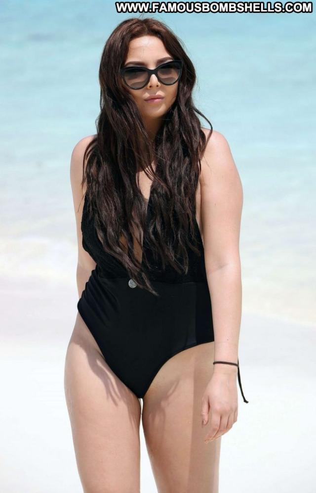 Amelia Goodman The Beach Beautiful Swimsuit Paparazzi Black Bahamas