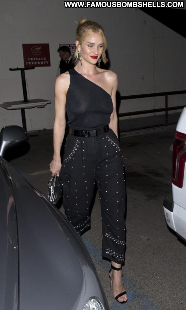Natalie Tokeszka West Hollywood Bar Posing Hot Hot Car Celebrity