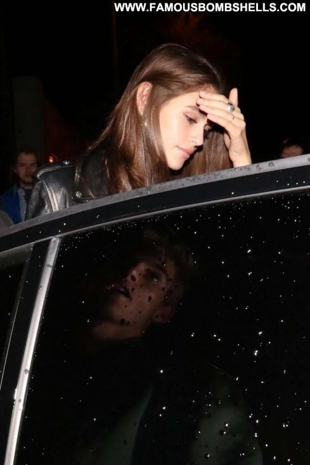 Kaia Gerber West Hollywood Hollywood Babe Posing Hot Celebrity