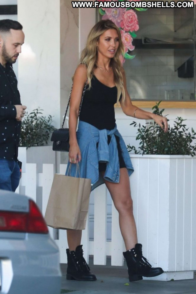 Audrina Patridge Los Angeles Beautiful Babe Celebrity Paparazzi Los
