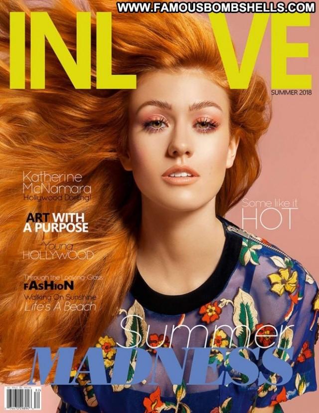 Katherine Mcnamara Love Magazine Paparazzi Celebrity Magazine Babe