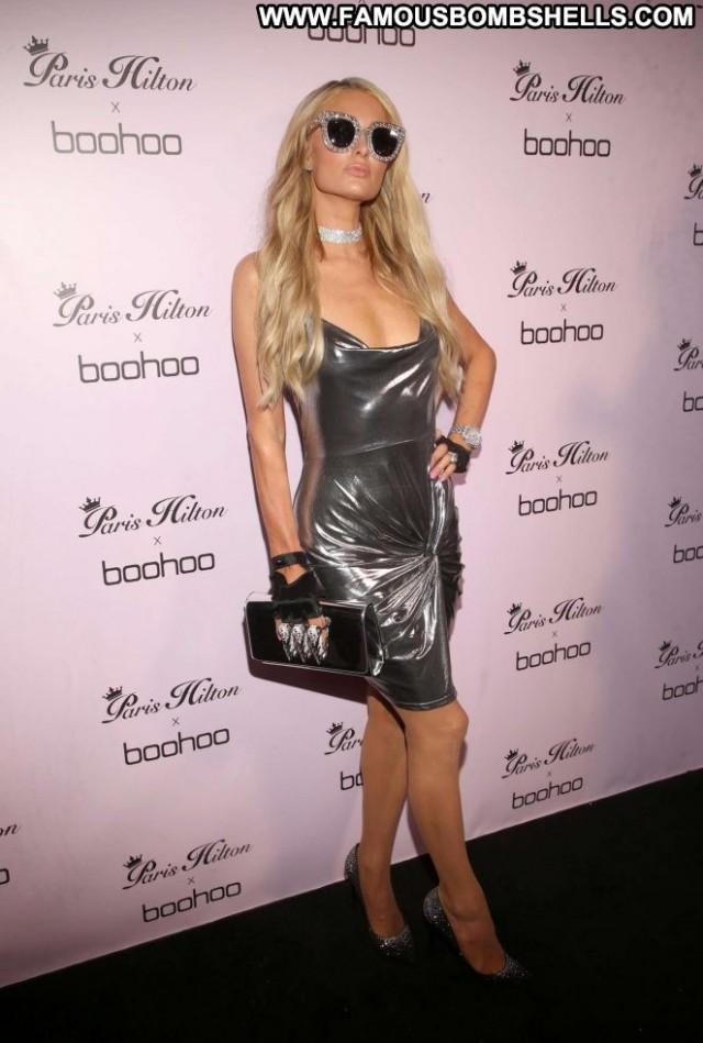 Paris Hilton West Hollywood Hollywood Paparazzi Party Babe Celebrity