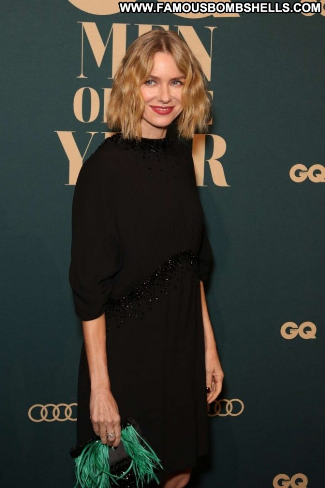 Naomi Watts Gq Men Of The Year Awards In Paparazzi Babe Celebrity