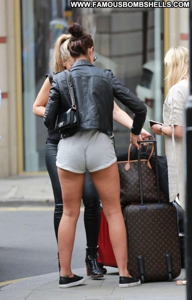 Jessica Shears No Source Celebrity Shorts Babe Beautiful Hotel Posing