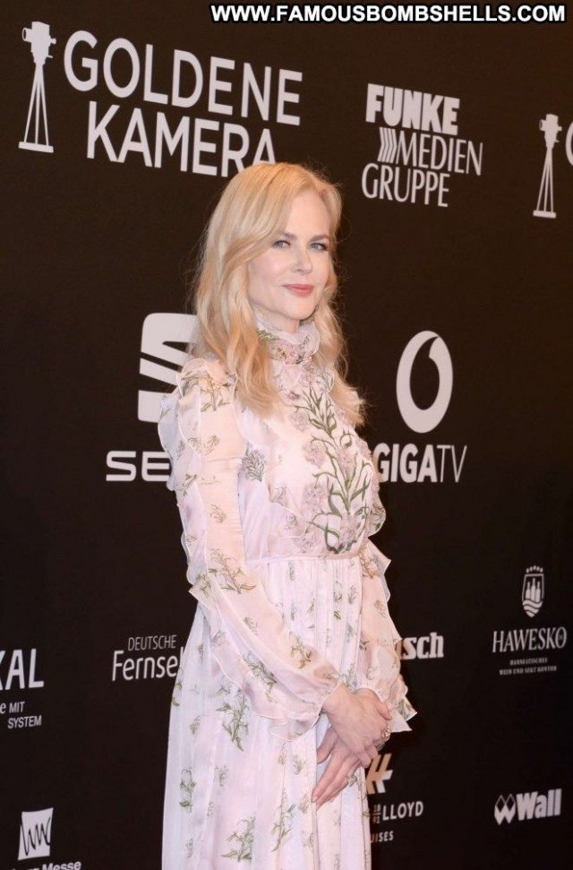 Nicole Kidman No Source  Awards Beautiful Posing Hot Babe Celebrity
