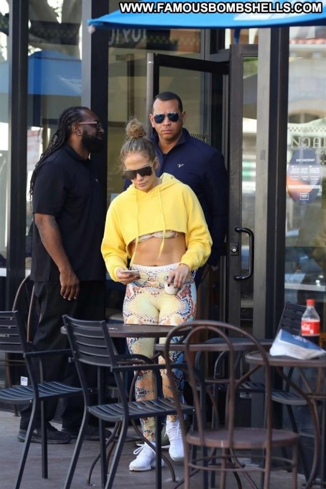 Jennifer Lopez No Source Babe Celebrity Workout Posing Hot Beautiful