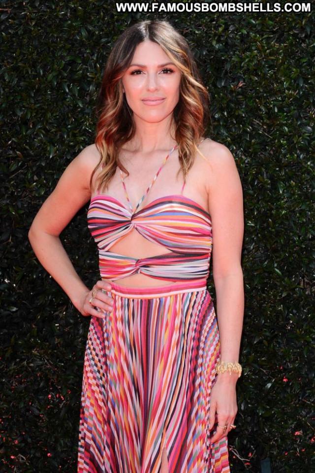 Elizabeth Hendrickson Emmy Awards Paparazzi Celebrity Awards Babe