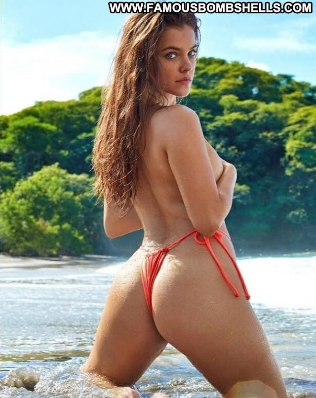 Barbara Palvin No Source  Swimsuit Sports Sport Sexy Posing Hot