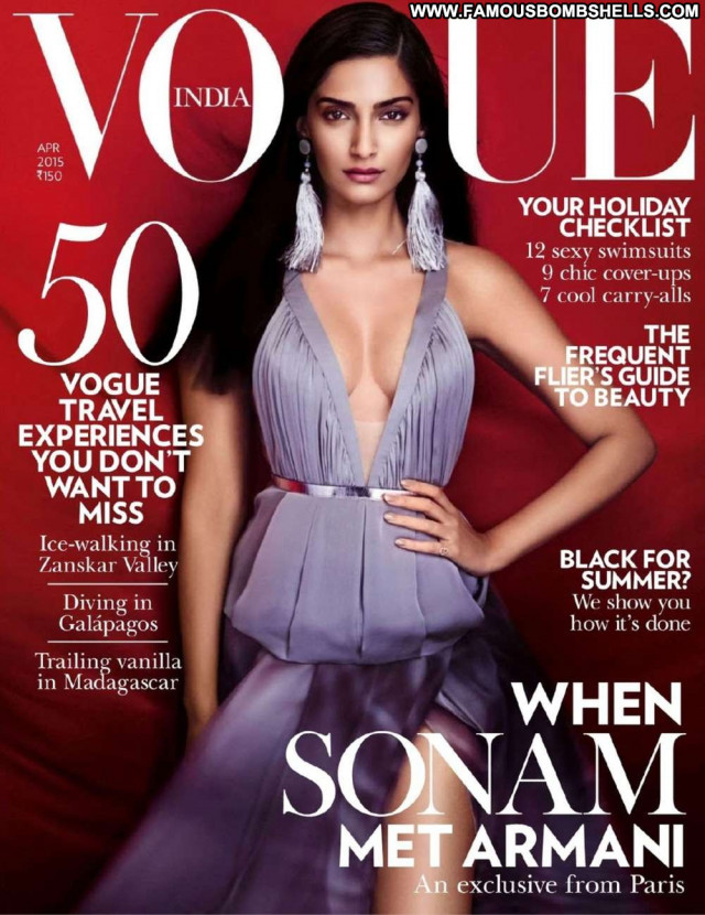 Vogue No Source Paparazzi Celebrity India Babe Beautiful Magazine