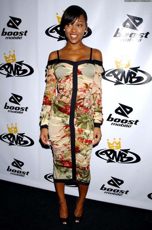 Meagan Good No Source Beautiful Asian Posing Hot Babe Celebrity