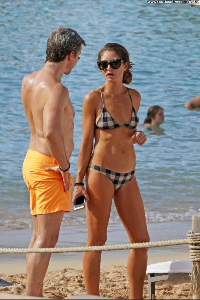 Rebecca Gayheart The Beach Beautiful Babe Posing Hot Paparazzi