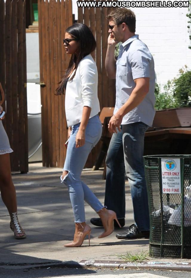 Selena Gomez Usa Celebrity See Through Posing Hot Beautiful Babe
