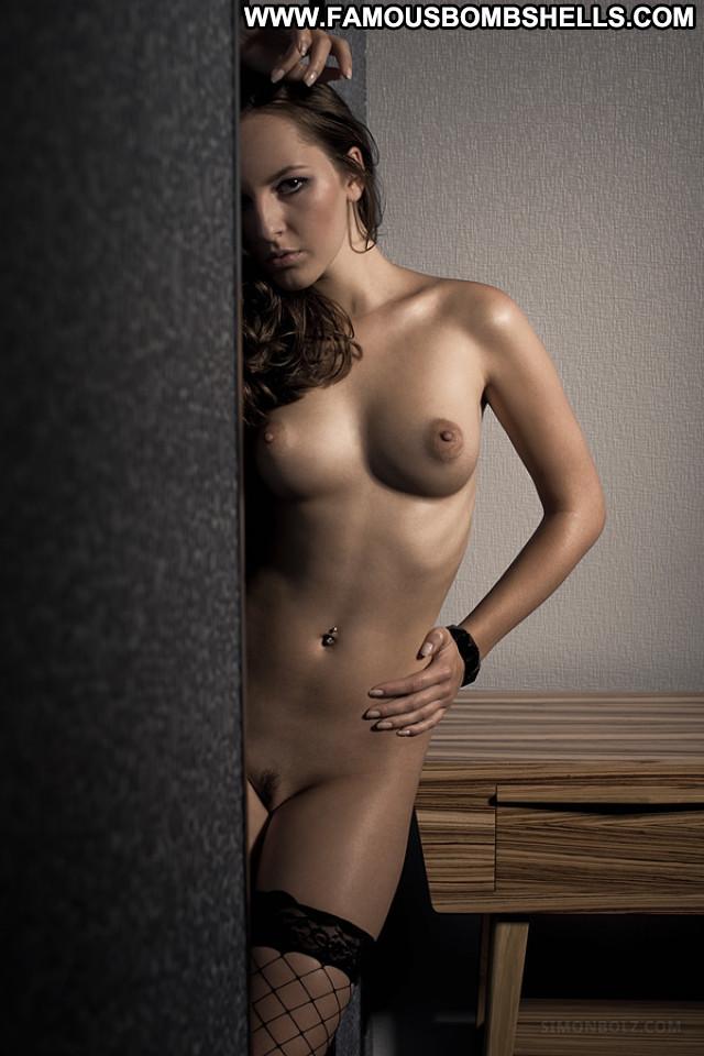 Alexandra Casar Posing Hot Babe Polish Fashion Celebrity Beautiful