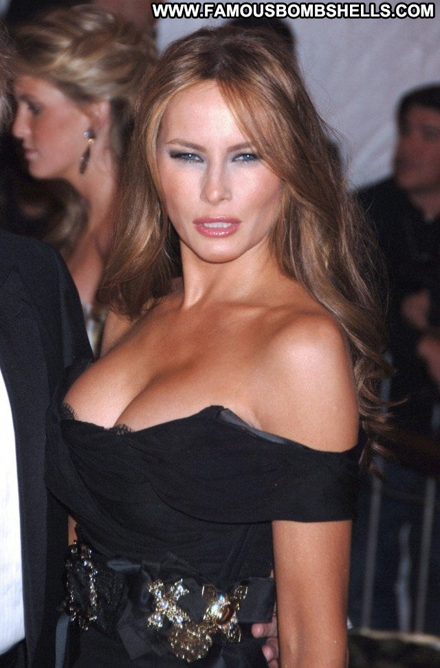 Melania Trump No Source Beautiful Posing Hot Babe Celebrity
